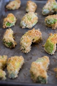 Baked Avocado Fries Portrait 1