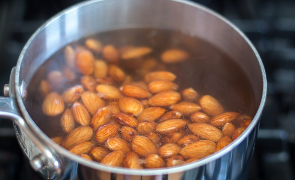 Blanched Almonds 1