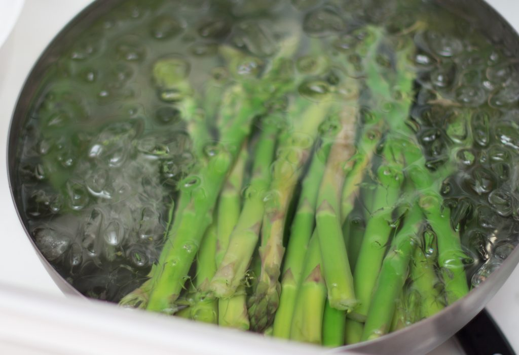 Blanched Asparagus 3