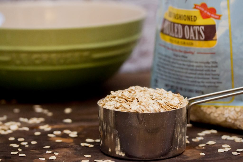 Bobs Red Mill Old Fashioned Oats 1