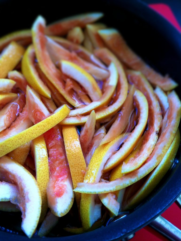 Boiling Grapefruit 1