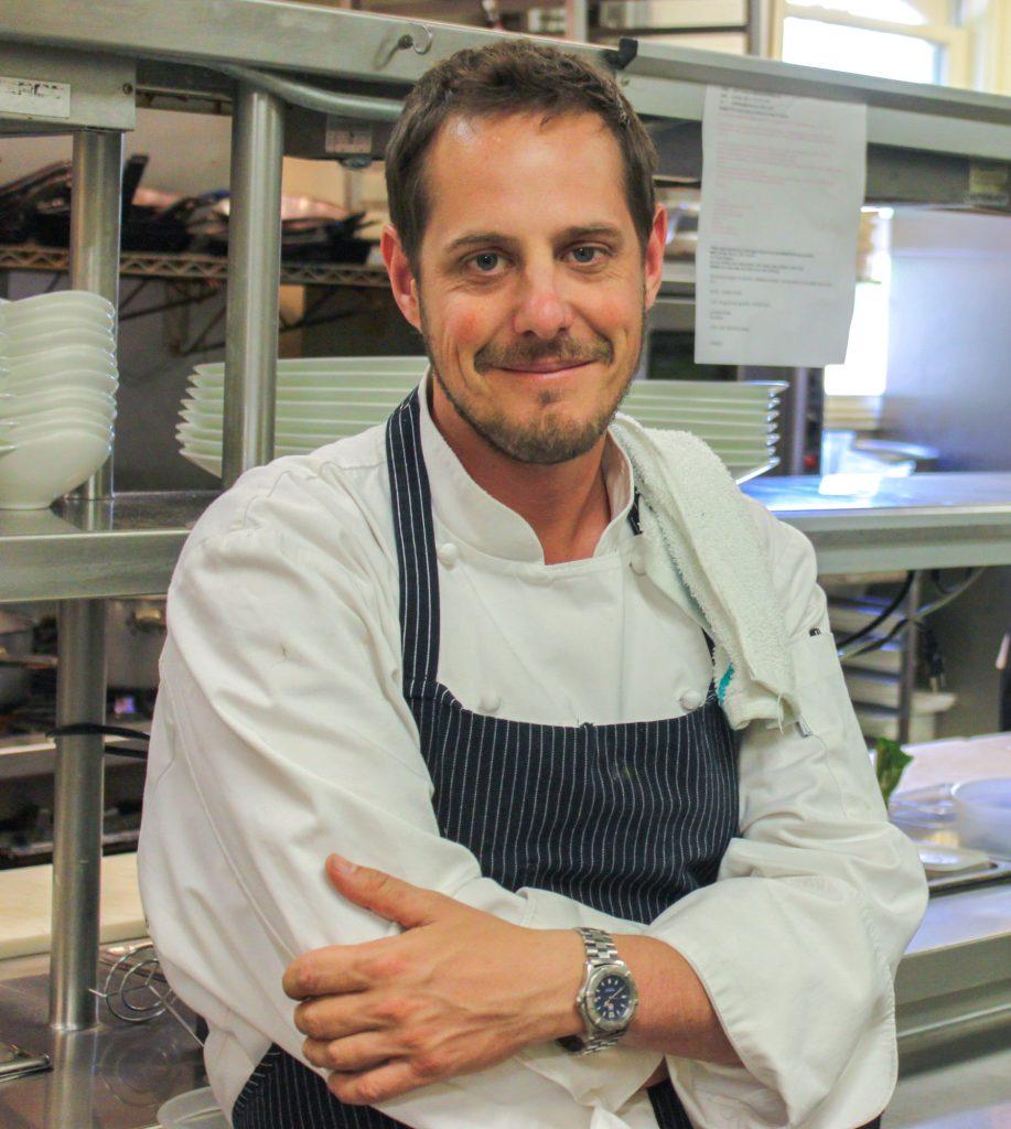 Chef John Toulze 1