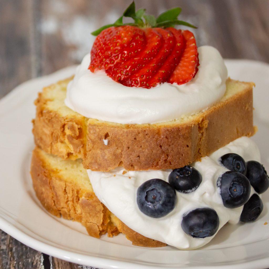 Classic Pound Cake recipe 2