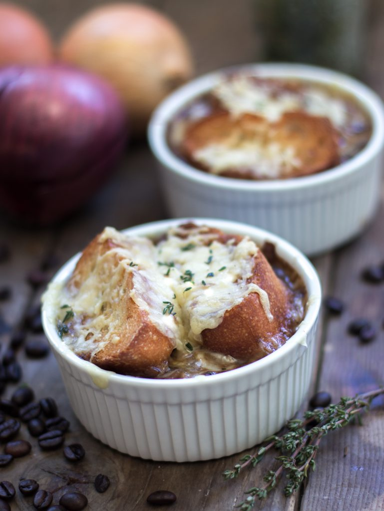 Coffee French Onion Soup 3