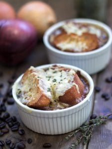 Coffee French Onion Soup 4