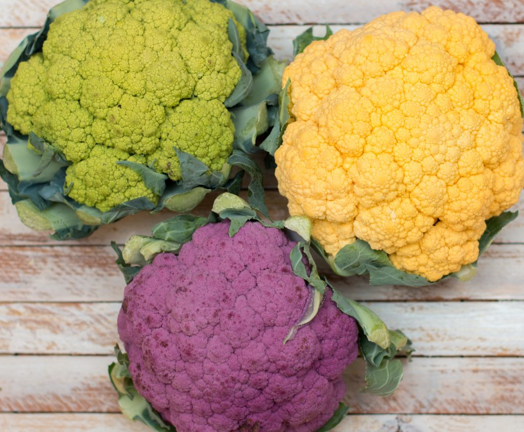 Colorful Cauliflower 1
