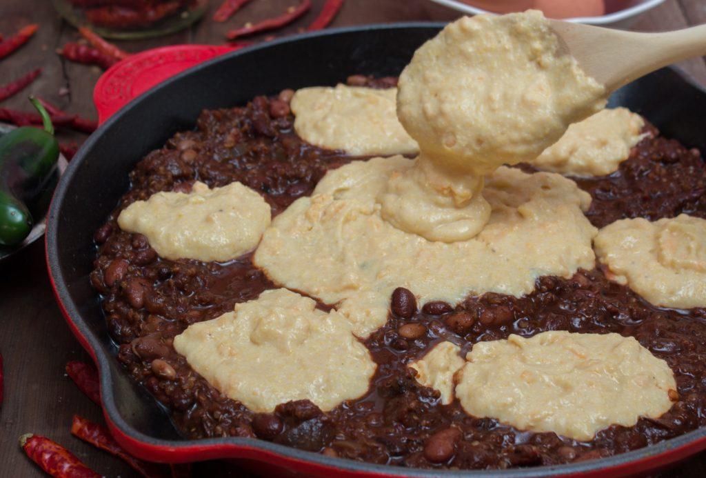 Cornbread Chili 1