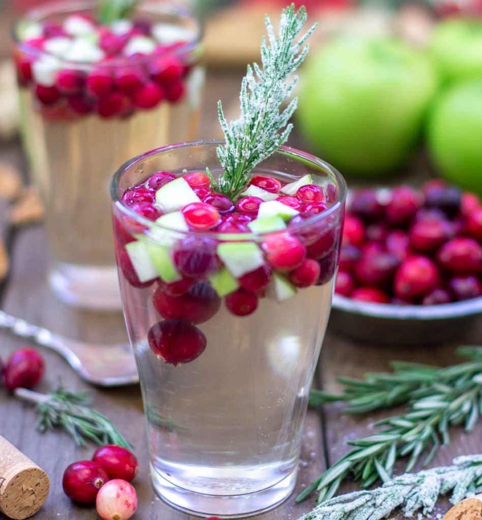 Cranberry Rosemary Sangria 2 1