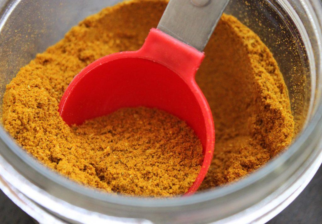 Curry Powder 4