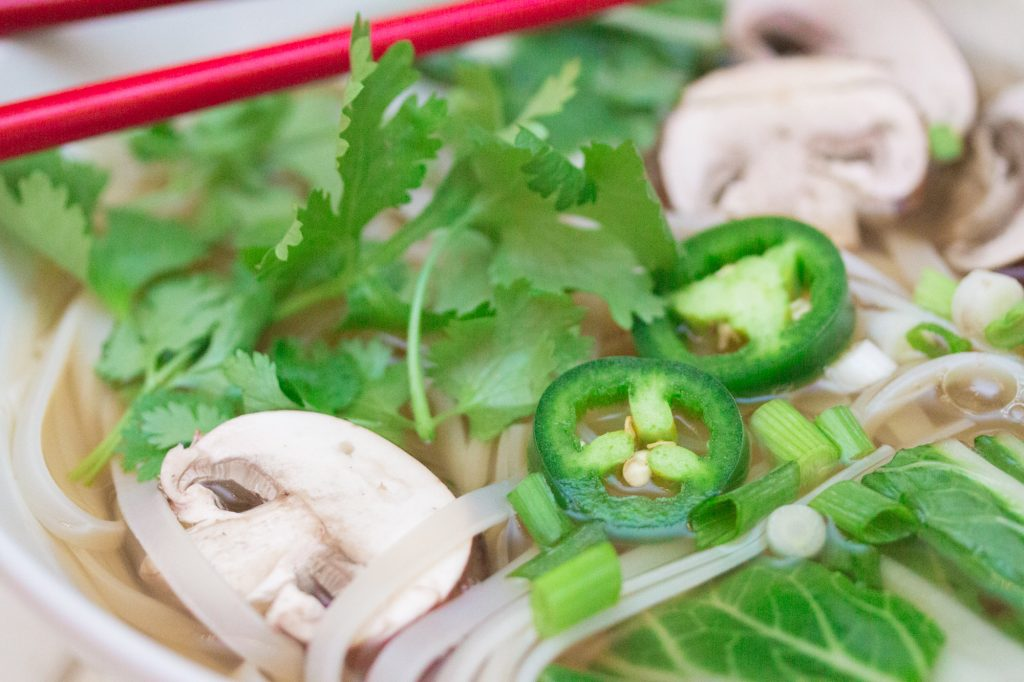 Easy Vietnamese Noodle Soup 1