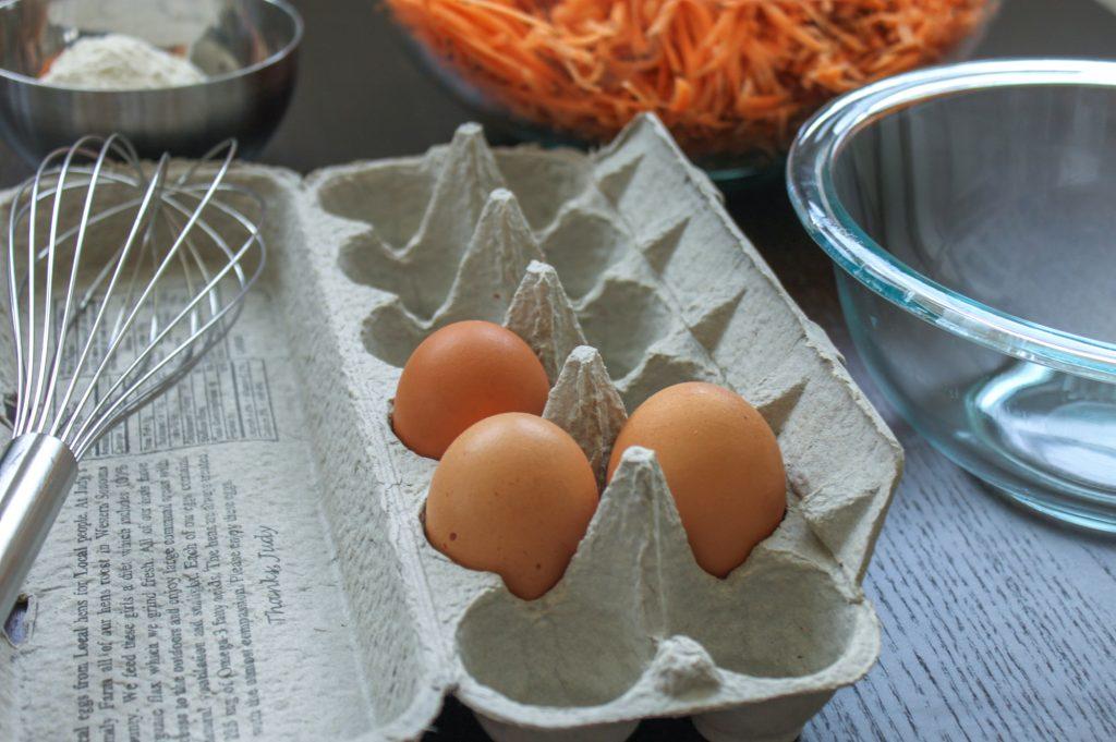 Eggs for Latkes 1