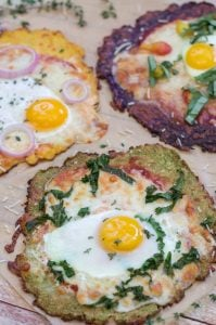 Gluten Free Breakfast Pizza 3