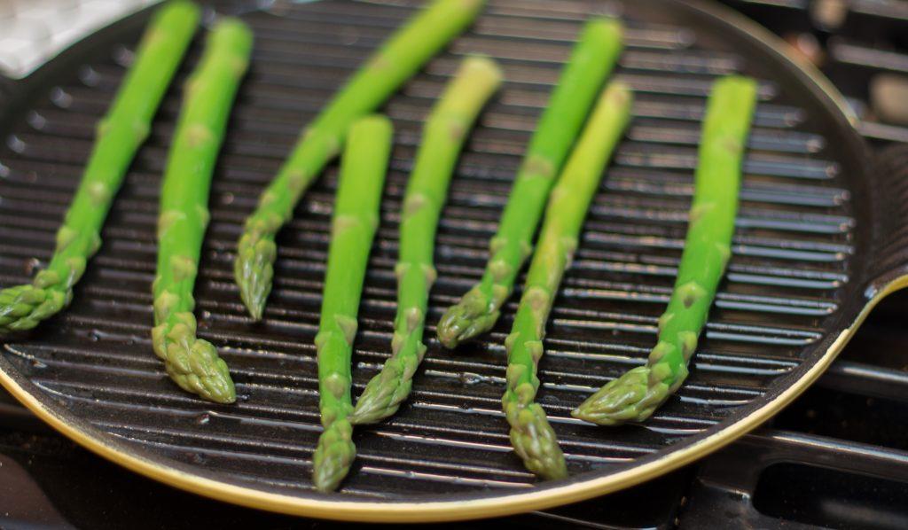 Grilled Asparagus 1