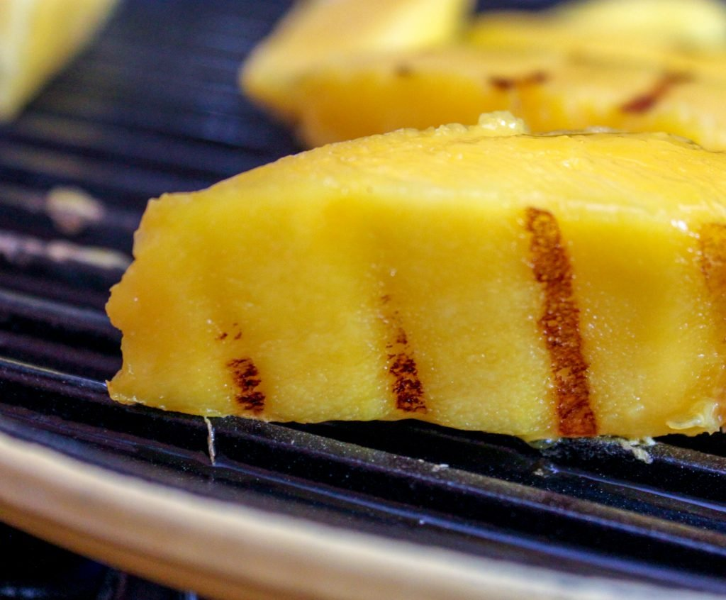 Grilled Mango 1