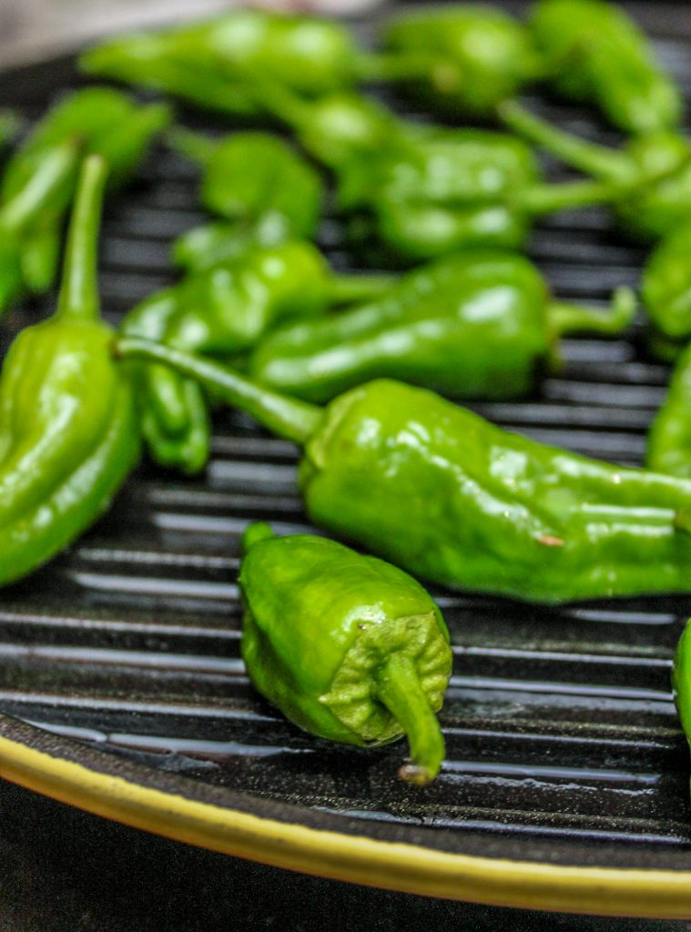 Grilled Peppers 1
