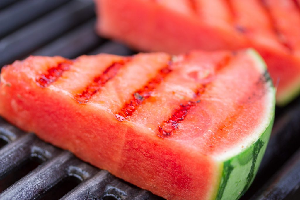 Grilled Watermelon 1