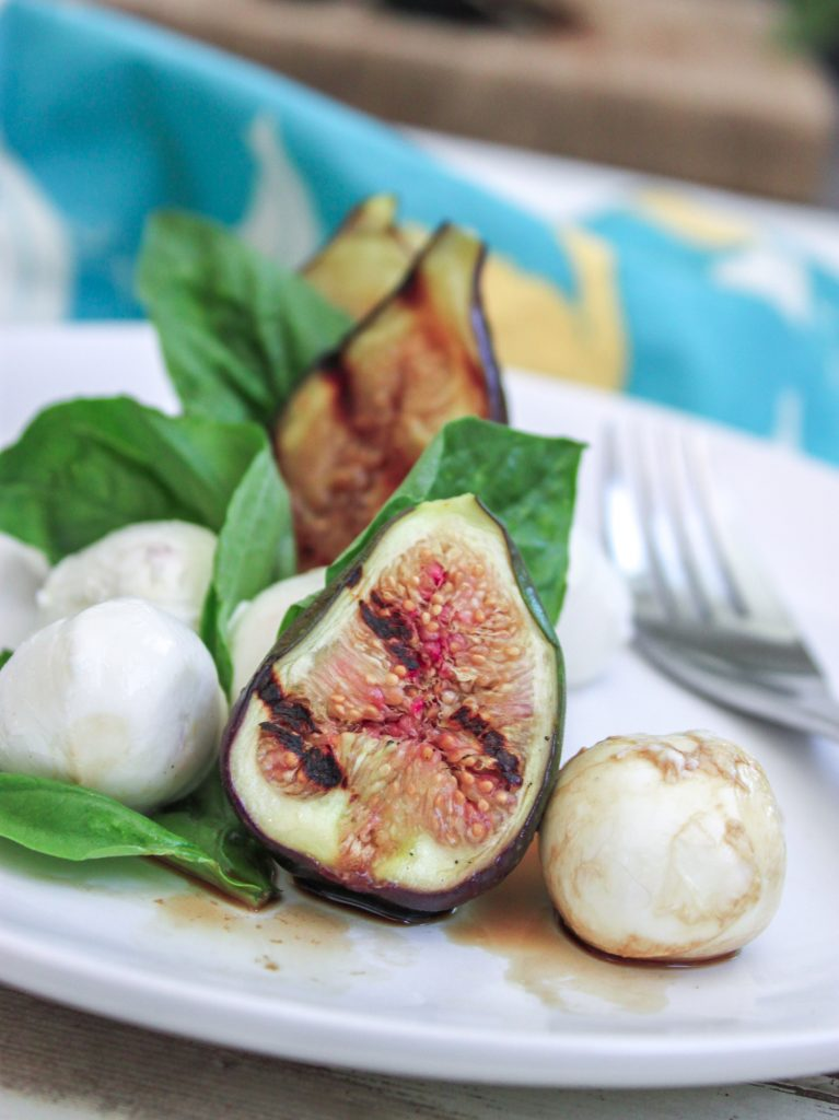 Honey Grilled Fig Salad 2 1