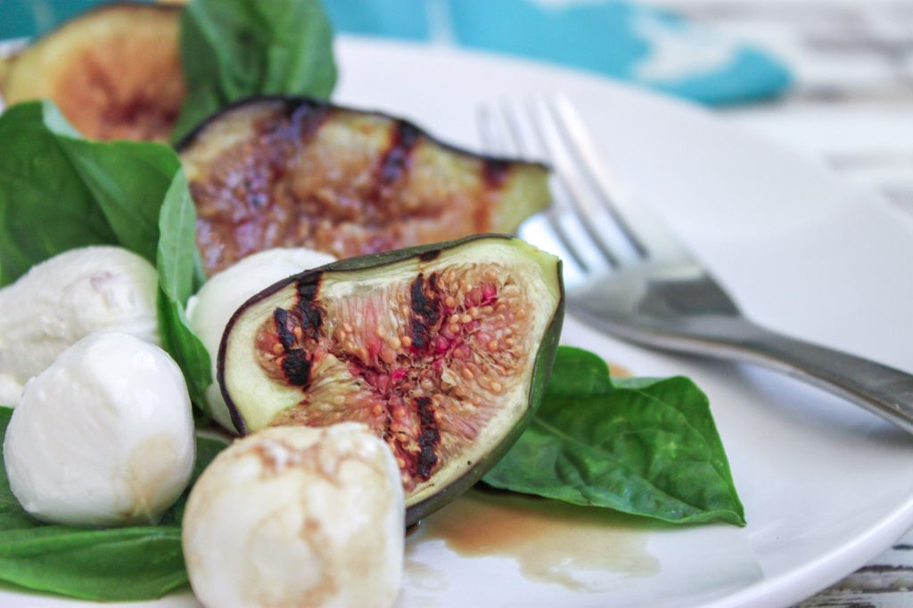 Honey Grilled Fig Salad 3 1