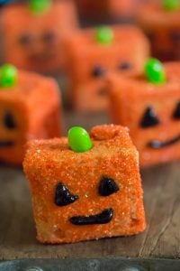 Jack O Lantern Marshmallows 3