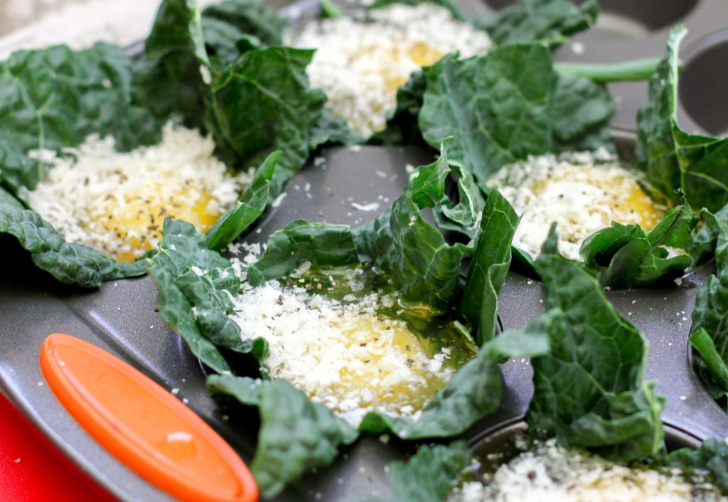 Kale Eggs Cheese 1