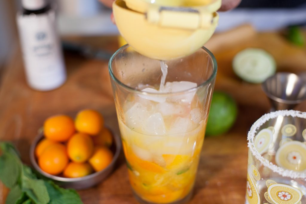 Kumquat Cocktail 1