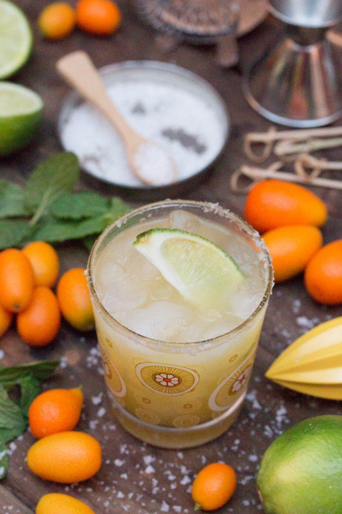 Kumquat Margarita 2