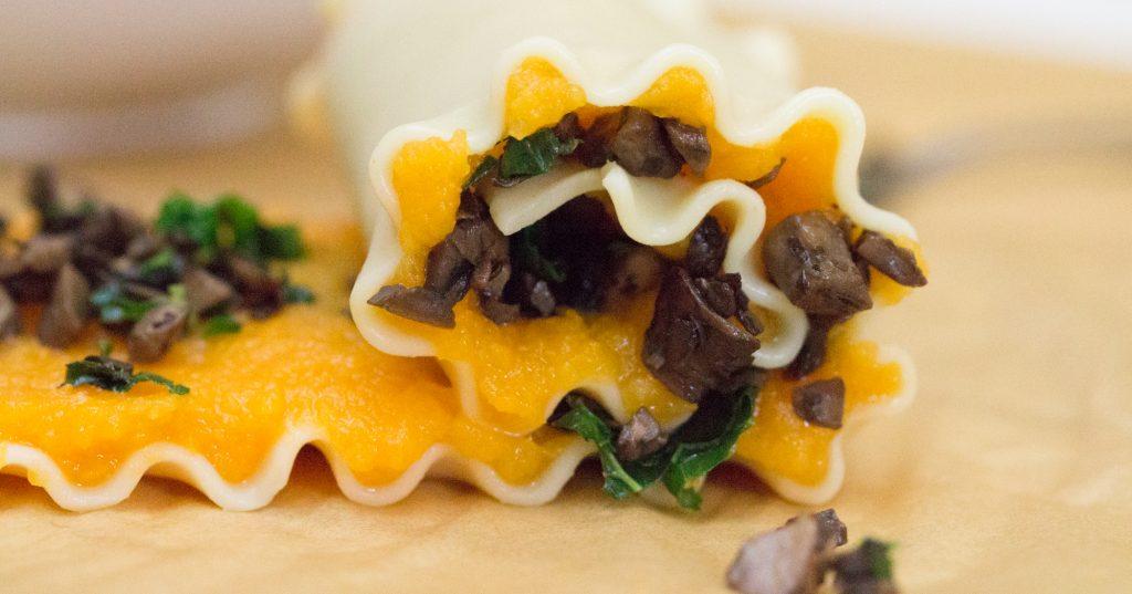 Lasagna Roll 1