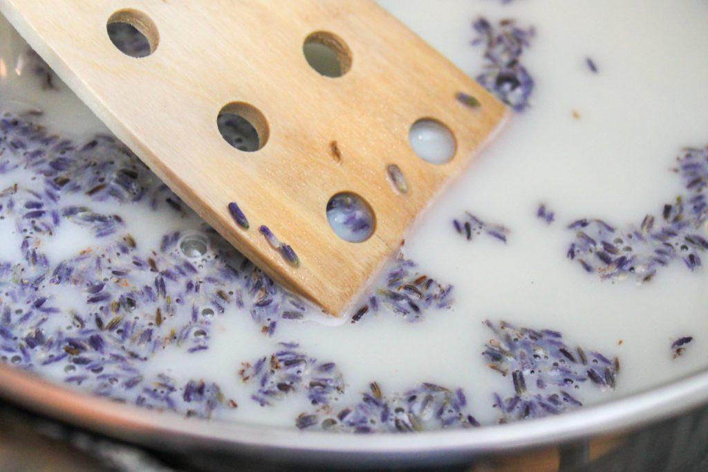 Lavender Cream 1