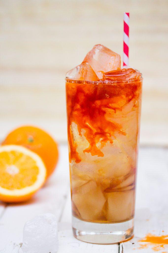 Long Island Thai Iced Tea 2