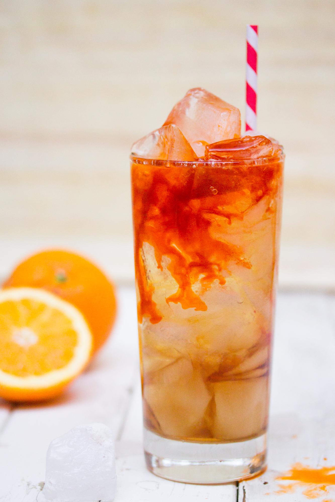 Long Island Thai Iced Tea 3