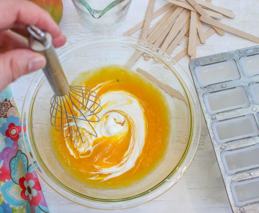 Mango Lassi Mix 1