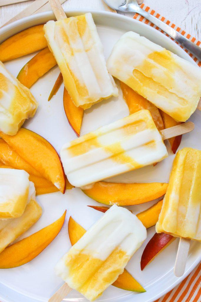 Mango Lassi Popsicles Full 2