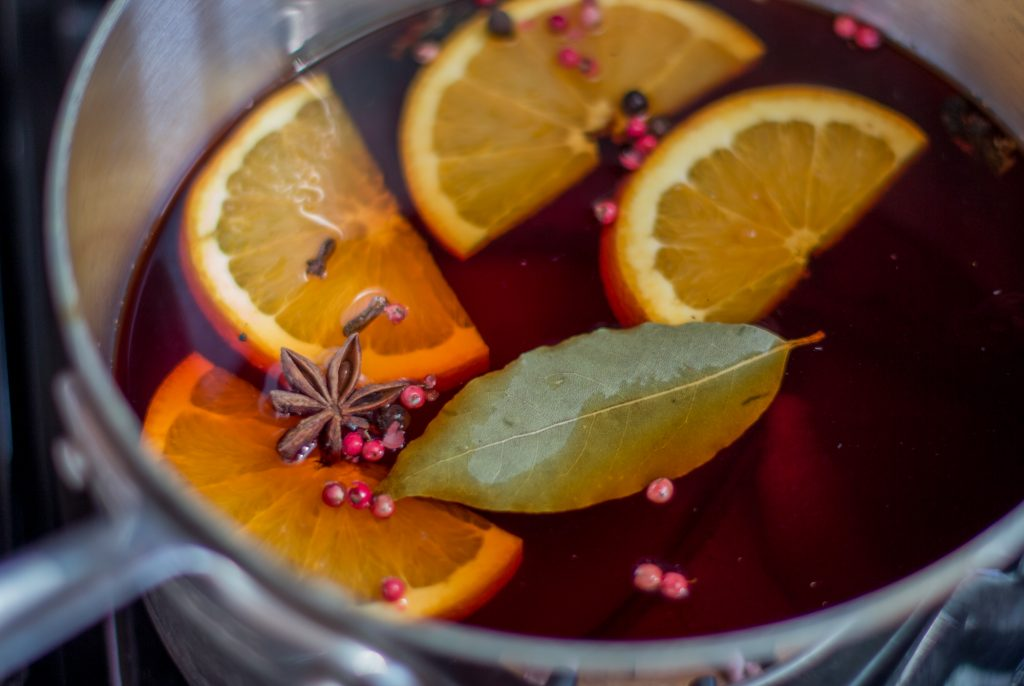 Mulled Red Tea 1