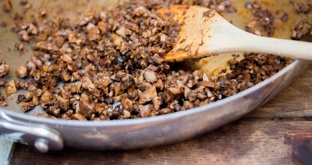 Mushroom Taco Meat 1