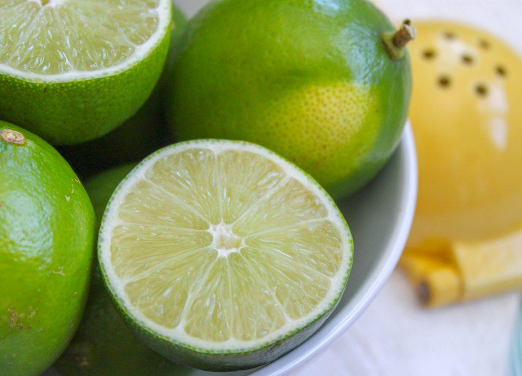 Organic Limes 1