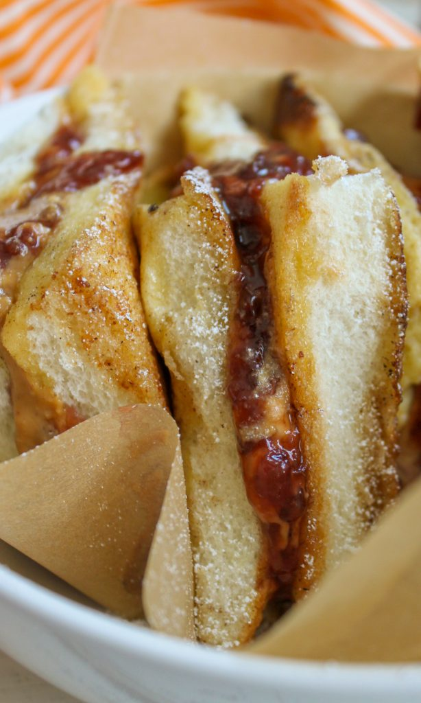 Peanut Butter Jelly French Toast Full 1