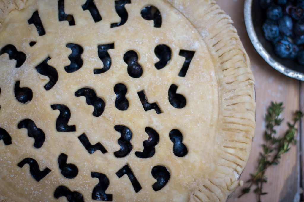 Pi Day Pie 3