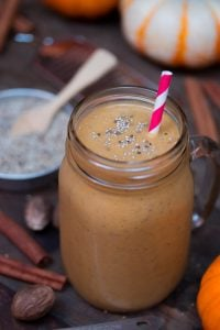 Pumpkin Chia Smoothie 2 3