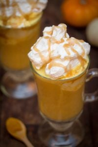 Pumpkin Spice Chai Latte with Turmeric 3