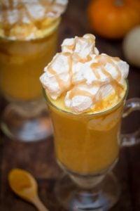 Pumpkin Spice Chai Latte with Turmeric 3