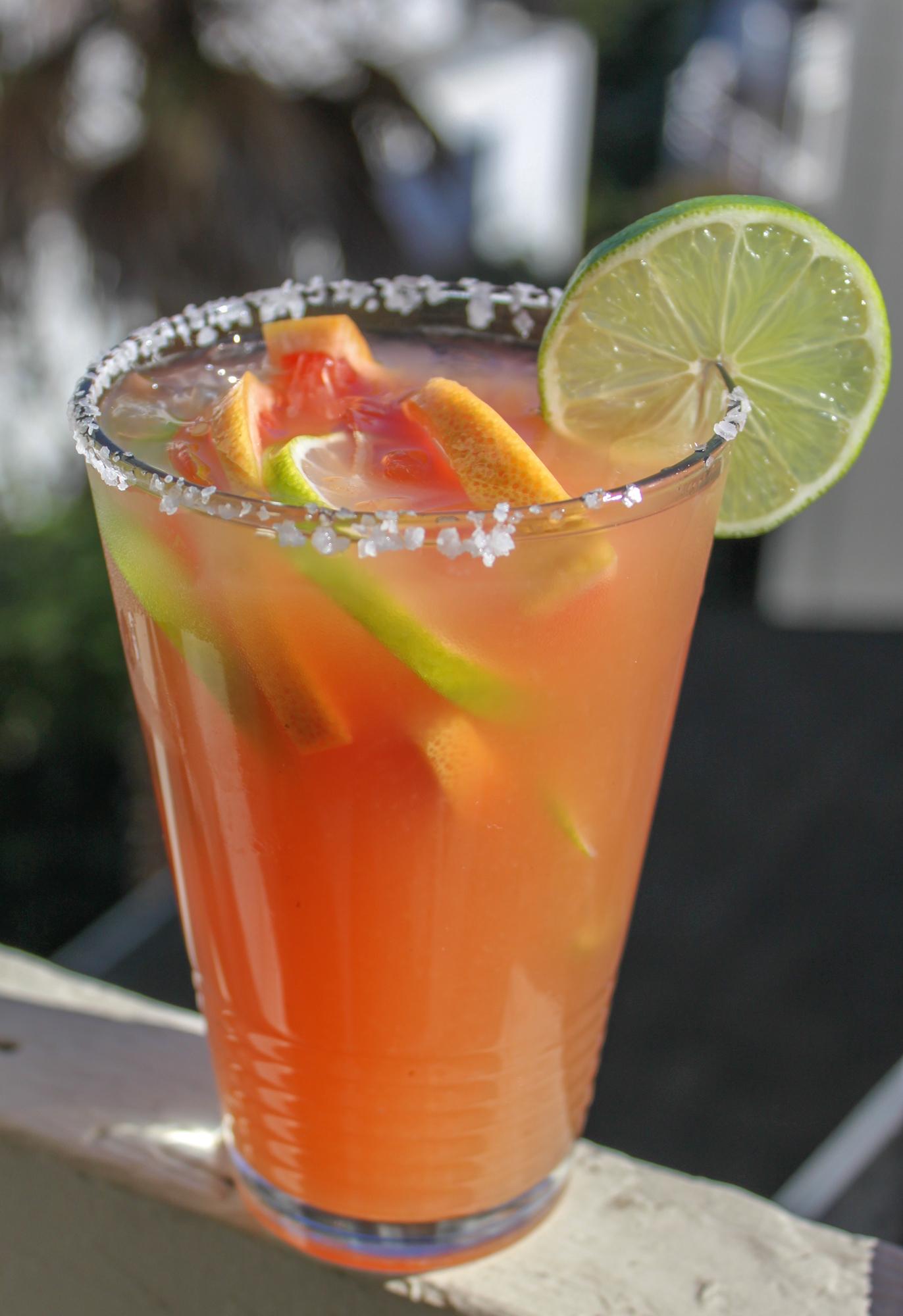 Roasted Grapefruit Habanero Margarita Full 3