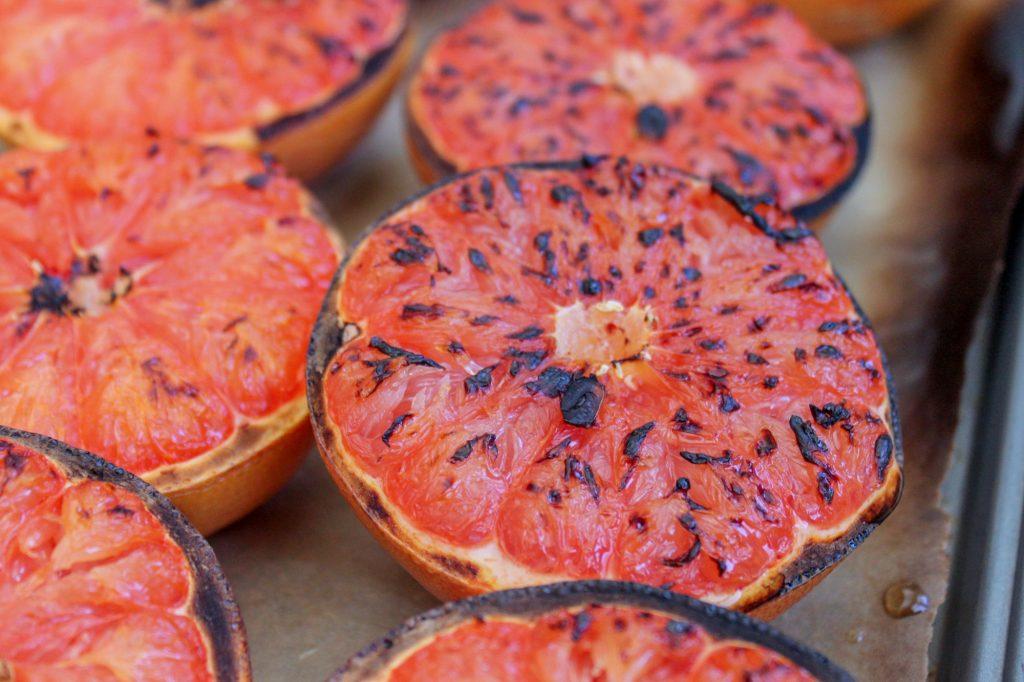 Roasted Grapefruits 1