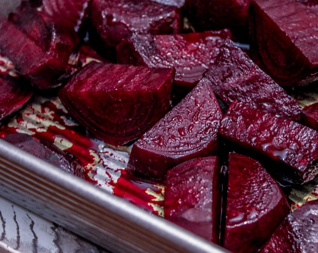 Roasted Red Beets 2