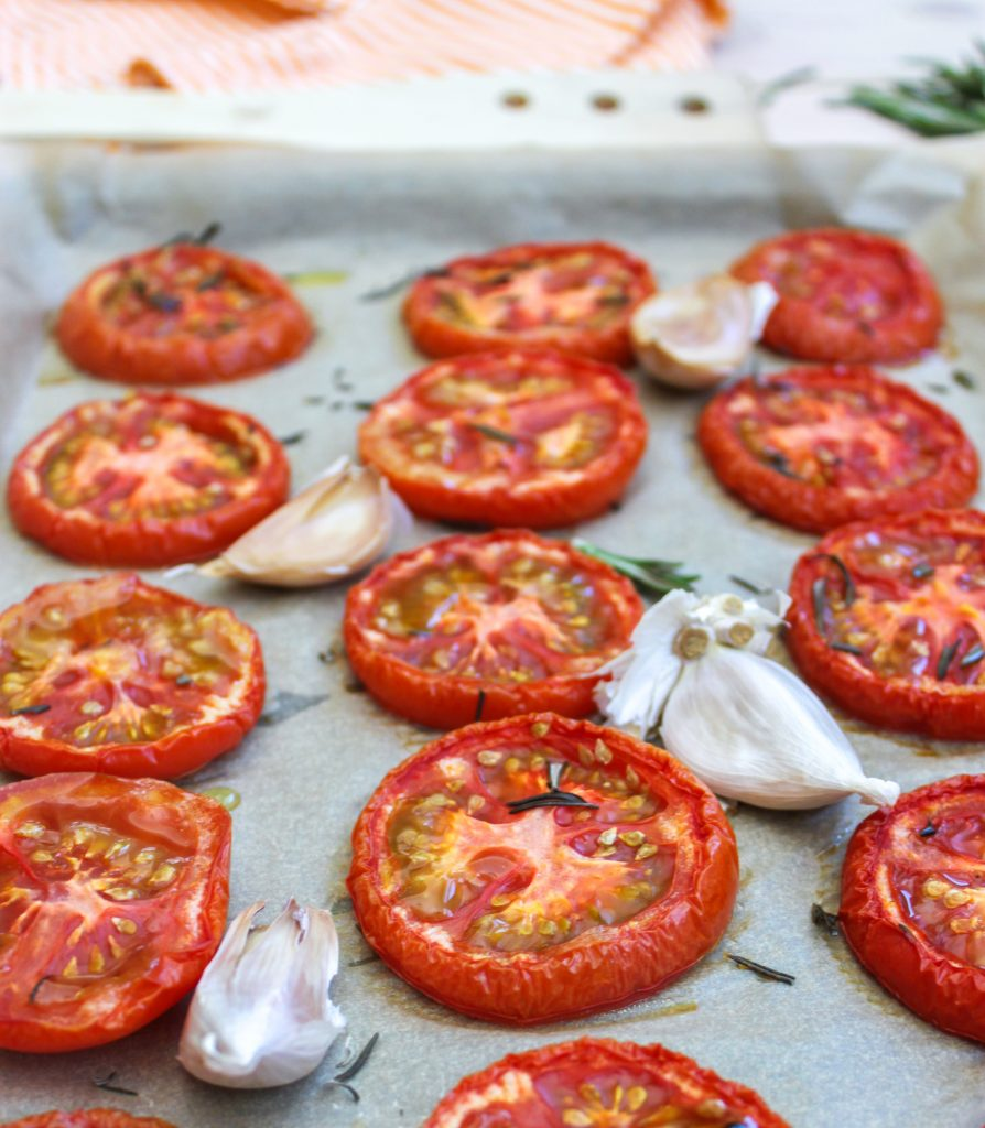 Roasted Tomatoes Full 2