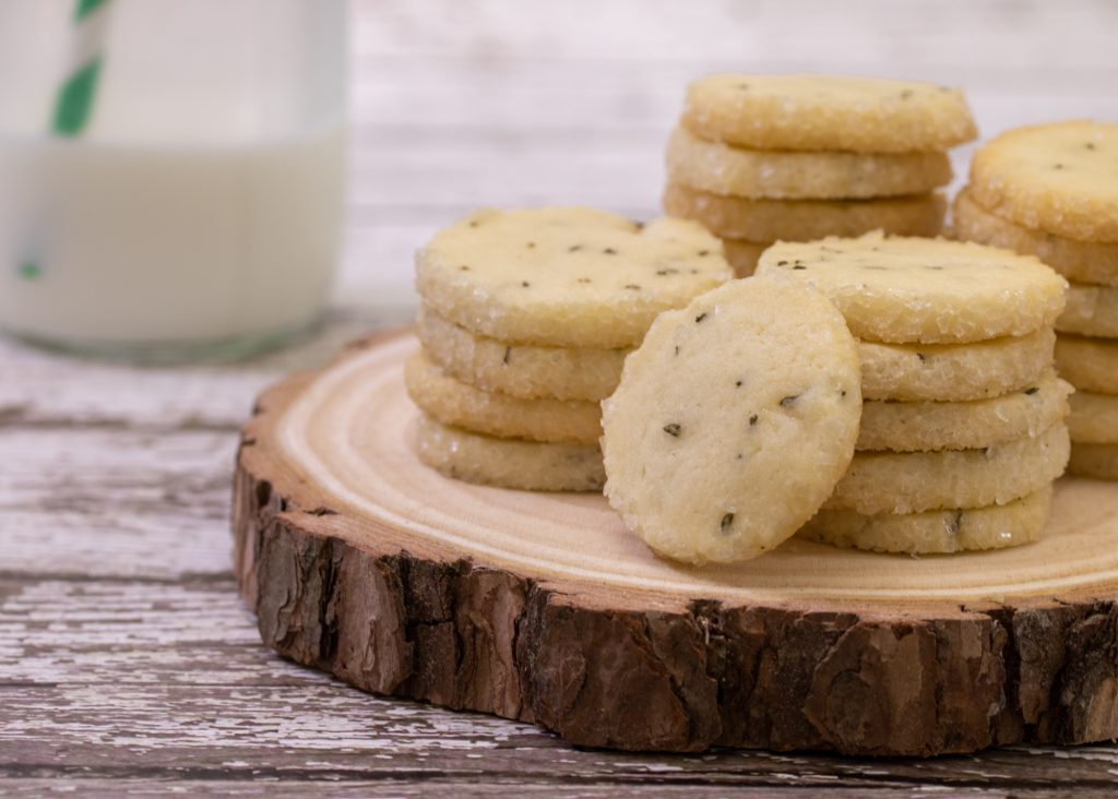 Rosemary Butter Cookies 2