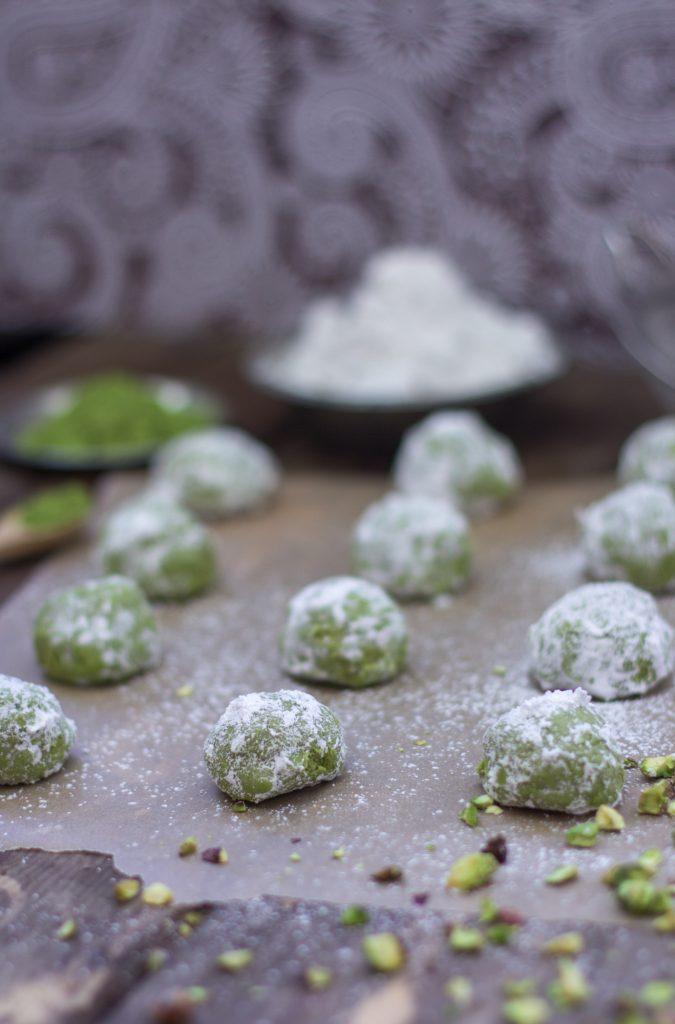 Russian Green Tea Cookies 3 2
