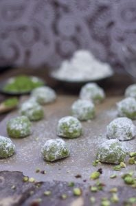 Russian Green Tea Cookies 3 3