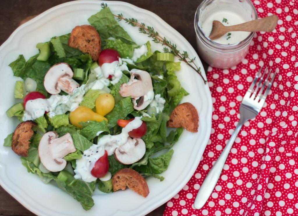Salad That Regrows Itself 2 1