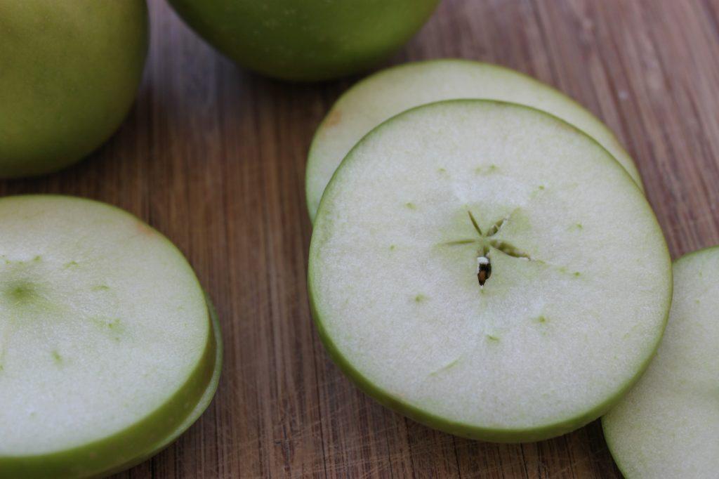 Sliced Apples 1