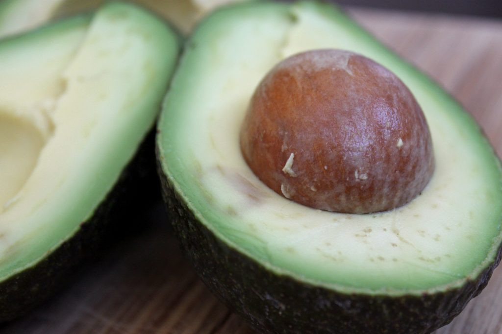 Sliced Avocado 2